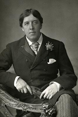 Oscar Wilde (um 1889)