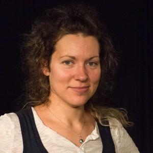 Anastasia Risch als Annie