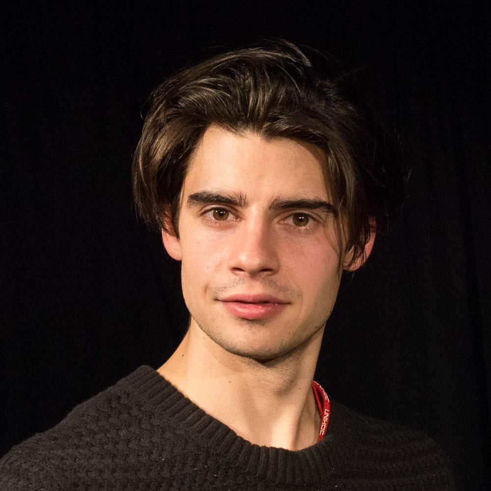Colin Baltensweiler als Billy