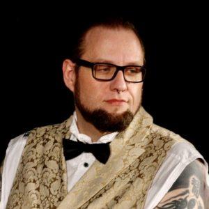 Thomas Wawro als Kellner
